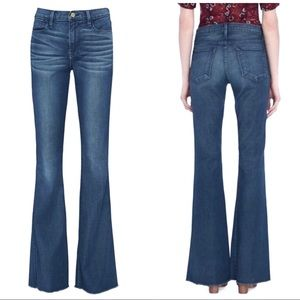 """FRAME Le High Flare Jeans Reeves Inseam 29"""""""